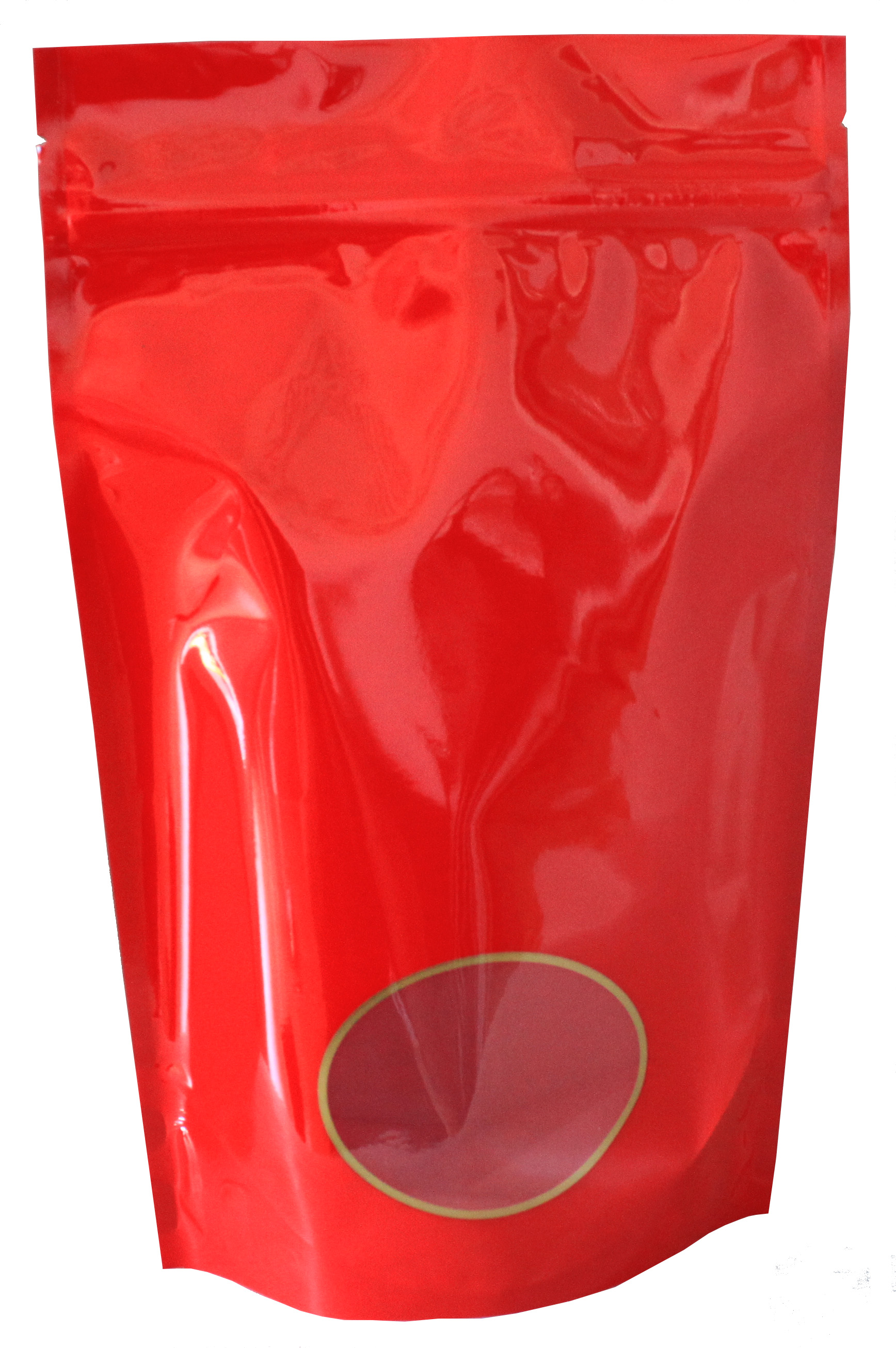 New Alternative Stand Up Pouch With Zipper Coffee Bags