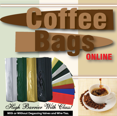 Blog Logo - Coffee Bags Online!
