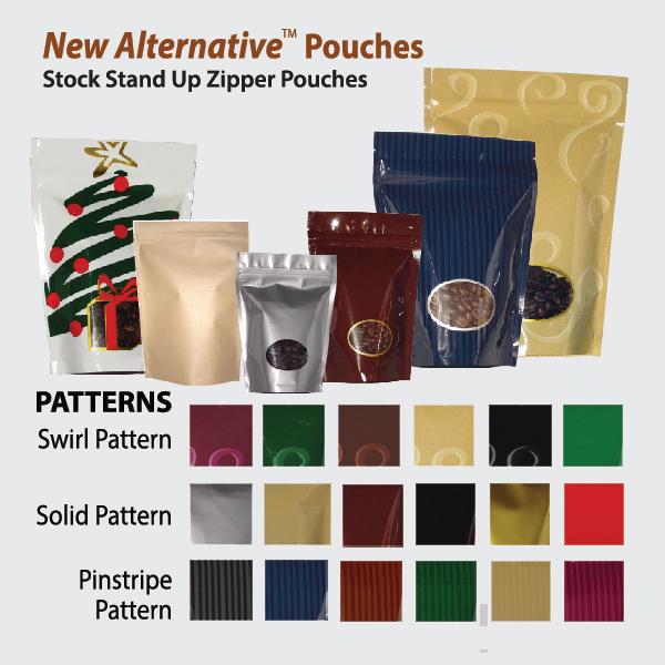 Alternative Zip Pouches