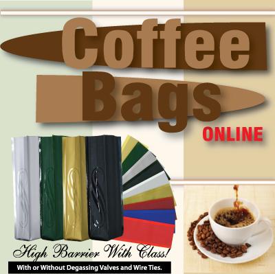 Blog Logo - Coffee Bags Online!